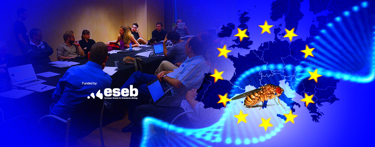 European Drosophila Population Genomics Consortium (DrosEU)